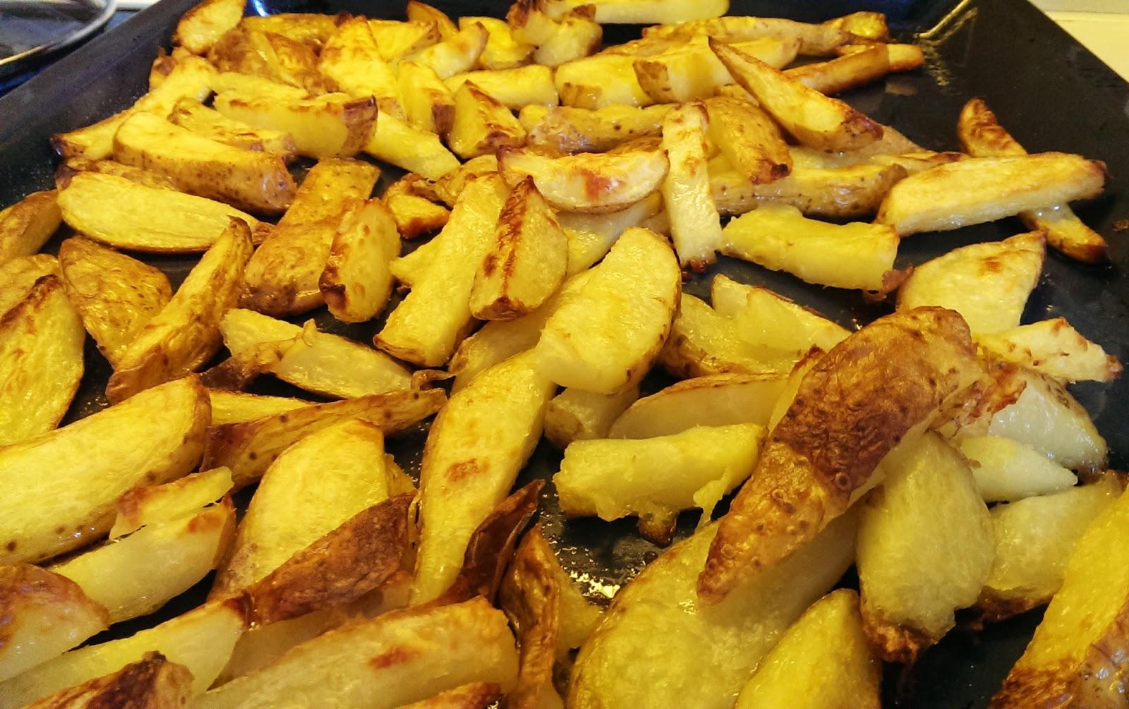 Country Potatoes selber machen