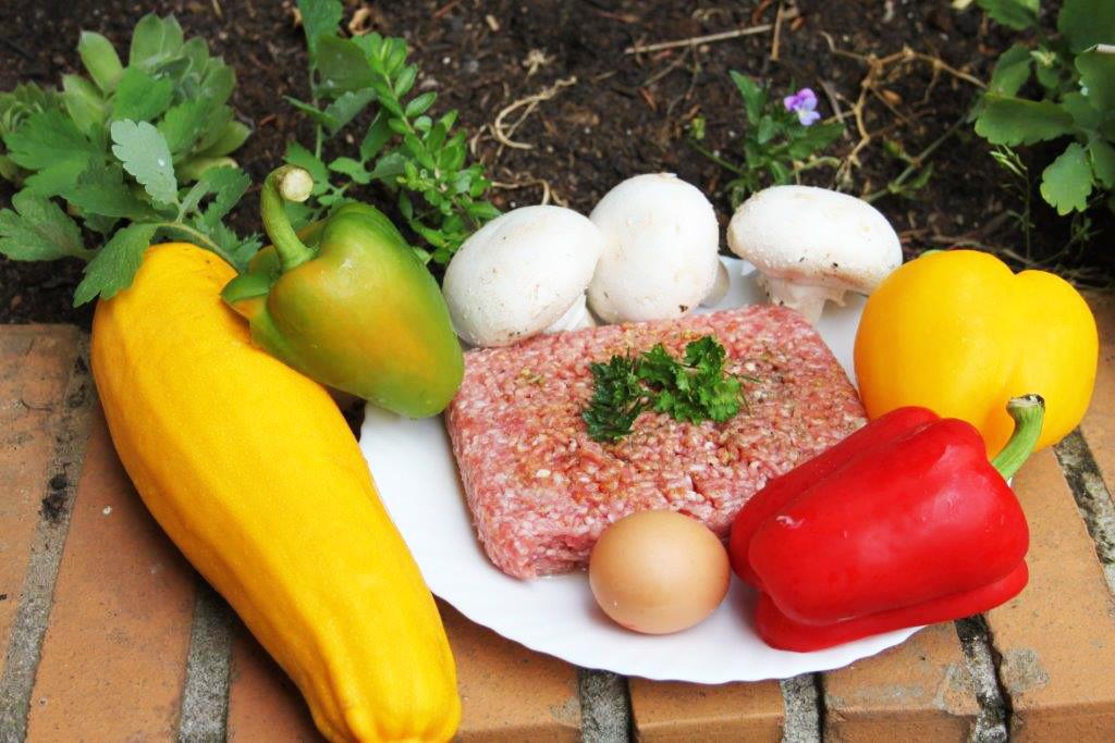 zucchini mit hackfleisch rezept food blaster. Black Bedroom Furniture Sets. Home Design Ideas