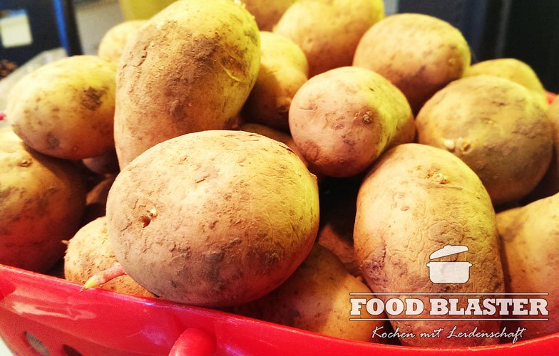 Kartoffel für Knödel