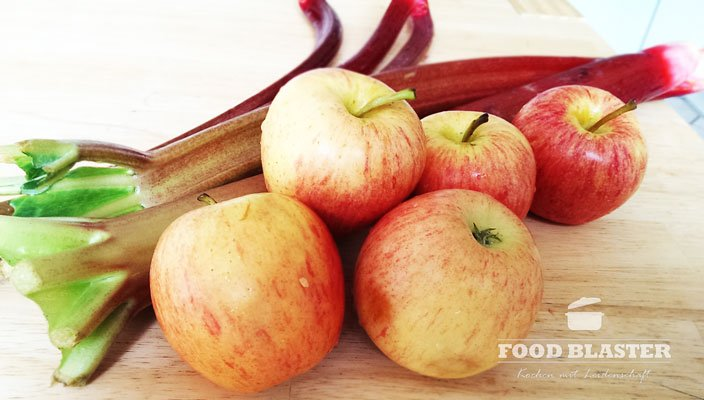 Obst für Kompott