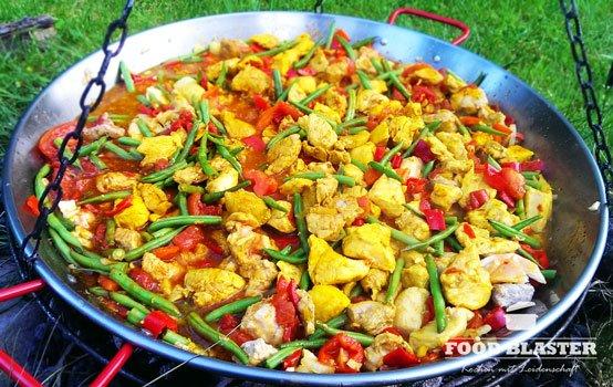 Safrangewürz für Paella