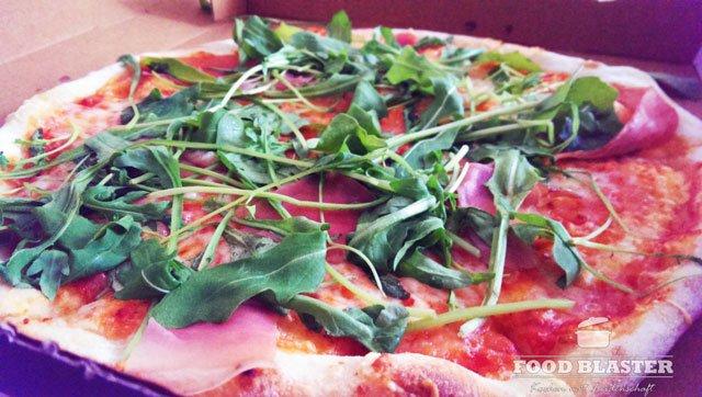 Pizzalieferant in Hamburg-Eimsbüttel