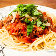Rezept für Spaghetti Bolognese
