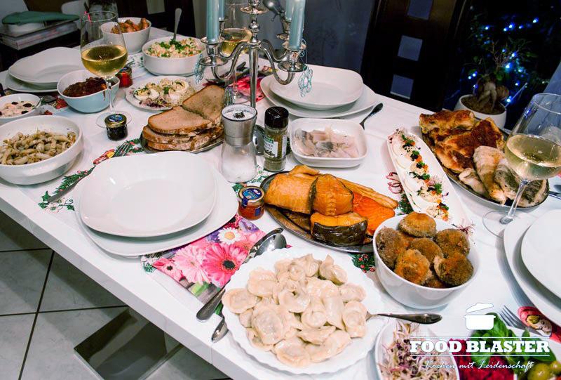 Weihnachtsessen Deutschland Tradition.Polnische Weihnachten 12 Gerichte Und Kein Fleisch Food Blaster