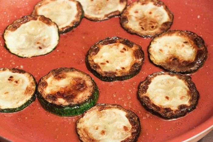 Zucchini für den Steinbeißer