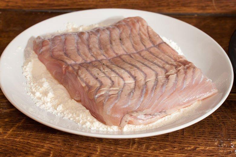 Fischsorte für Backfisch